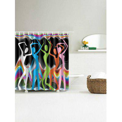 Funky Dancing Girls Print Waterproof Shower Bath CurtainShower Curtain<br>Funky Dancing Girls Print Waterproof Shower Bath Curtain<br><br>Materials: Polyester<br>Number of Hook Holes: W59 inch*L71 inch: 10; W65 inch * L71 inch:10; W71 inch*L71 inch: 12; W71 inch*L79 inch: 12<br>Package Contents: 1 x Shower Curtain 1 x Hooks (Set)<br>Pattern: Print<br>Products Type: Shower Curtains<br>Style: Trendy