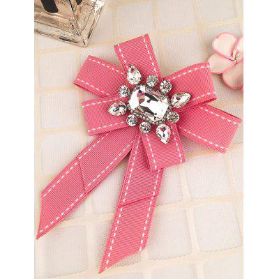 Multi-layered Inlaid Rhinestone Bowknot Corsage BroochBrooches<br>Multi-layered Inlaid Rhinestone Bowknot Corsage Brooch<br><br>Brooch Type: Brooch<br>Gender: For Women<br>Metal Type: Alloy<br>Package Contents: 1 x Brooch<br>Shape/Pattern: Bowknot<br>Style: Trendy<br>Weight: 0.0420kg