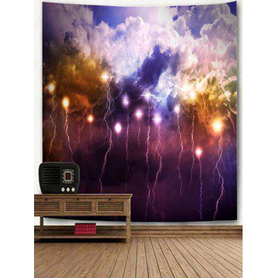 Holiday Firework Print TapestryBlankets &amp; Throws<br>Holiday Firework Print Tapestry<br><br>Feature: Removable, Washable<br>Material: Polyester<br>Package Contents: 1 x Tapestry<br>Shape/Pattern: Print<br>Style: Fashion<br>Weight: 0.2200kg