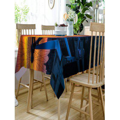 Ferris Wheel Print Waterproof TableclothTable Accessories<br>Ferris Wheel Print Waterproof Tablecloth<br><br>Material: Polyester<br>Package Contents: 1 x Tablecloth<br>Pattern Type: Print<br>Type: Table Cloth<br>Weight: 0.2300kg