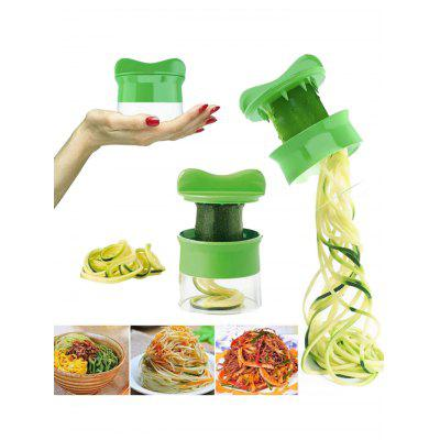 Handheld Vegetable Spiralizer Cucumber Carrot Grater