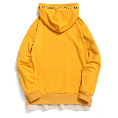 Letter Embroidered Pouch Pocket HoodieMens Hoodies &amp; Sweatshirts<br>Letter Embroidered Pouch Pocket Hoodie<br><br>Material: Polyester<br>Package Contents: 1 x Hoodie<br>Pattern Type: Letter<br>Shirt Length: Regular<br>Sleeve Length: Full<br>Style: Fashion<br>Weight: 0.7300kg