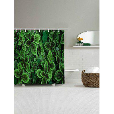 Leaves Clover Print Bath Shower CurtainShower Curtain<br>Leaves Clover Print Bath Shower Curtain<br><br>Materials: Polyester<br>Number of Hook Holes: W59 inch*L71 inch: 10; W71 inch*L71 inch: 12<br>Package Contents: 1 x Shower Curtain 1 x Hooks (Set)<br>Pattern: Plant<br>Products Type: Shower Curtains<br>Style: Trendy