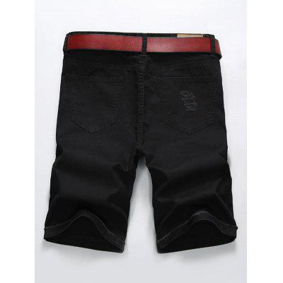 Zip Fly Star Print Destroyed ShortsMens Shorts<br>Zip Fly Star Print Destroyed Shorts<br><br>Closure Type: Zipper Fly<br>Fit Type: Regular<br>Front Style: Flat<br>Length: Bermuda<br>Material: Cotton Blends<br>Package Contents: 1 x Shorts<br>Style: Casual<br>Waist Type: Mid<br>Weight: 0.3000kg<br>With Belt: No