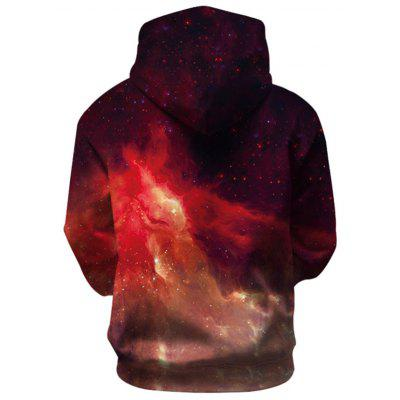 Kangaroo Pocket Nebula Galaxy HoodieMens Hoodies &amp; Sweatshirts<br>Kangaroo Pocket Nebula Galaxy Hoodie<br><br>Clothes Type: Hoodie<br>Material: Cotton, Polyester, Spandex<br>Occasion: Sports, Going Out, Casual<br>Package Contents: 1 x Hoodie<br>Patterns: 3D<br>Shirt Length: Regular<br>Sleeve Length: Full<br>Style: Casual<br>Thickness: Regular<br>Weight: 0.5800kg