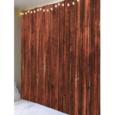 Natural Wooden Board Print Wall Hanging TapestryBlankets &amp; Throws<br>Natural Wooden Board Print Wall Hanging Tapestry<br><br>Material: Velvet<br>Package Contents: 1 x Tapestry<br>Shape/Pattern: Wood<br>Style: Natural<br>Weight: 0.3700kg