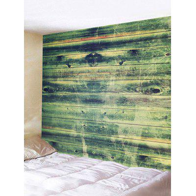 Old Wooden Board Print Home Decor Wall Hanging Tapestry