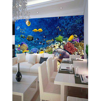 3D Undersea Scenery Printed Floor StickersWall Stickers<br>3D Undersea Scenery Printed Floor Stickers<br><br>Feature: Removable<br>Functions: Floor Sticker<br>Material: PVC<br>Package Contents: 1 x Floor Stickers (Set)<br>Pattern Type: 3D, Animal<br>Wall Sticker Type: 3D Wall Stickers<br>Weight: 0.8200kg