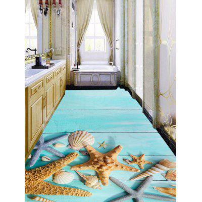 Starfish Printed Removable Floor StickersWall Stickers<br>Starfish Printed Removable Floor Stickers<br><br>Feature: Removable<br>Functions: Floor Sticker<br>Material: PVC<br>Package Contents: 1 x Floor Stickers (Set)<br>Pattern Type: Print<br>Wall Sticker Type: Plane Wall Stickers<br>Weight: 1.0400kg