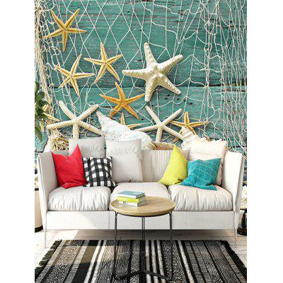 Fishing Net Starfish Printed Decorative Floor StickersWall Stickers<br>Fishing Net Starfish Printed Decorative Floor Stickers<br><br>Feature: Removable<br>Functions: Floor Sticker<br>Material: PVC<br>Package Contents: 1 x Floor Stickers (Set)<br>Pattern Type: Print<br>Wall Sticker Type: Plane Wall Stickers<br>Weight: 1.0400kg