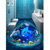 Buy BLUE, Home & Garden, Home Decors, Wall Art, Wall Stickers for $43.13 in GearBest store