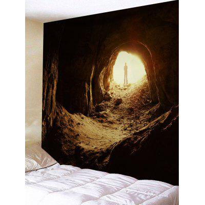 Adventure Tunnel Printed Wall Hanging Tapestry