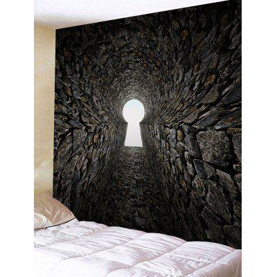 Grot Printed Wall Hanging Tapestry