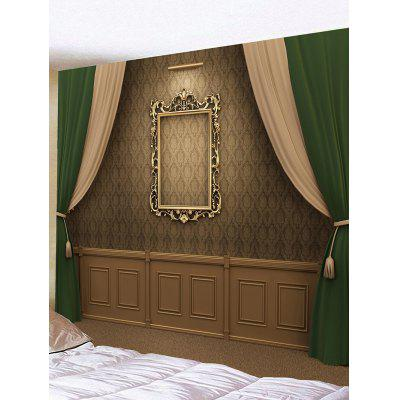 Photo Frame Wall Curtain Print Tapestry