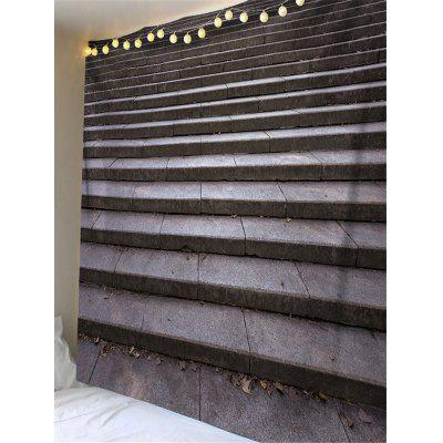 Stairs Printed Waterproof Wall Art Tapestry