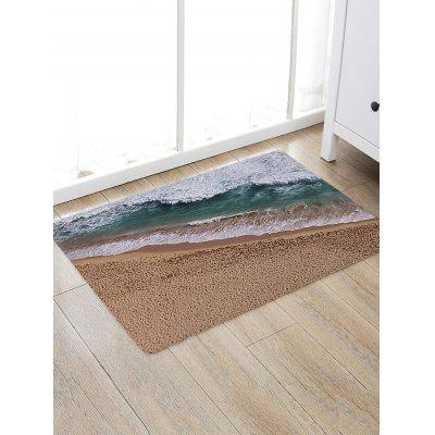 Beach Pattern Non-slip Floor Area Rug