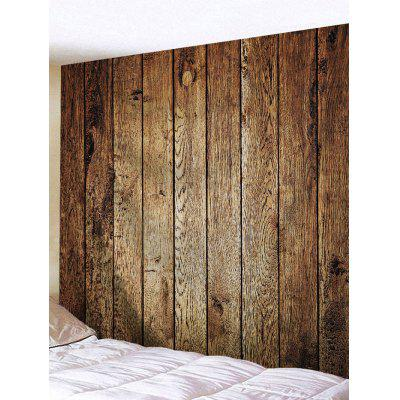 Wood Texture Print Tapestry