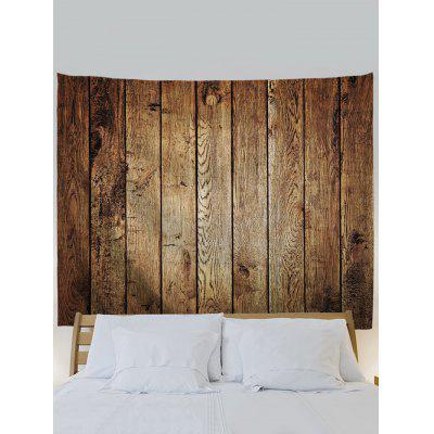 Wood Texture Print TapestryBlankets &amp; Throws<br>Wood Texture Print Tapestry<br><br>Feature: Washable, Waterproof<br>Material: Polyester<br>Package Contents: 1 x Tapestry<br>Shape/Pattern: Wood<br>Style: Vintage<br>Theme: Vintage<br>Weight: 0.4000kg