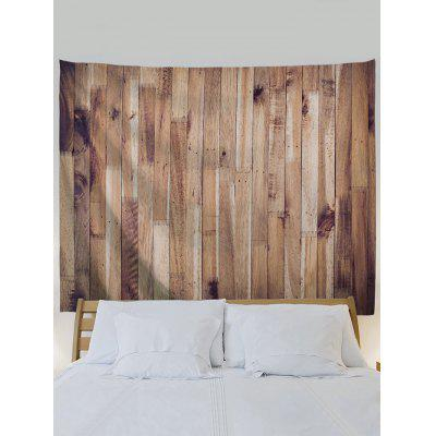 Vertical Wood Grain Print TapestryBlankets &amp; Throws<br>Vertical Wood Grain Print Tapestry<br><br>Feature: Washable, Waterproof<br>Material: Polyester<br>Package Contents: 1 x Tapestry<br>Shape/Pattern: Wood<br>Style: Vintage<br>Theme: Vintage<br>Weight: 0.3200kg