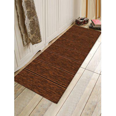 Wood Grain Print Non-slip Water Absorption Area RugBlankets &amp; Throws<br>Wood Grain Print Non-slip Water Absorption Area Rug<br><br>Materials: Flannel<br>Package Contents: 1 x Rug<br>Pattern: Wood Grain<br>Products Type: Bath rugs<br>Shape: Rectangle<br>Style: Vintage