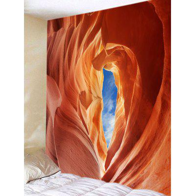 Grotto Sky Print Wall Hanging Tapestry