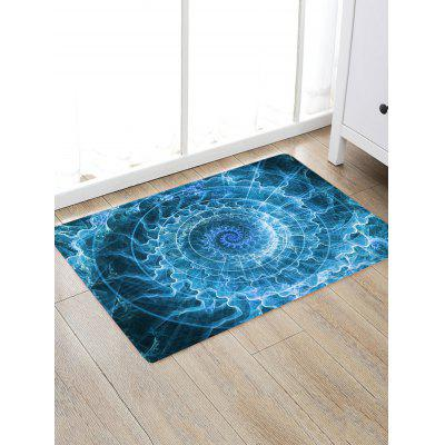 Vortex Pattern Indoor Outdoor Area Rug