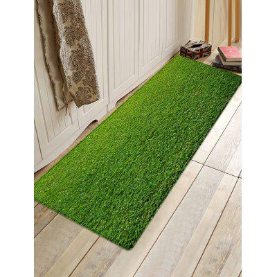Lawn Pattern Anti-skid Indoor Outdoor Area RugBlankets &amp; Throws<br>Lawn Pattern Anti-skid Indoor Outdoor Area Rug<br><br>Materials: Flannel<br>Package Contents: 1 x Rug<br>Pattern: Plant<br>Products Type: Bath rugs<br>Shape: Rectangle<br>Style: Natural