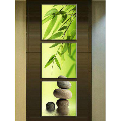 Bamboo Pool Cobblestones Print Wall Art PaintingPrints<br>Bamboo Pool Cobblestones Print Wall Art Painting<br><br>Features: Decorative<br>Form: Three Panels<br>Frame: No<br>Hang In/Stick On: Bathroom,Bedrooms,Cafes,Hotels,Kitchen,Living Rooms,Lobby,Offices<br>Material: Canvas<br>Package Contents: 1 x Paintings (Set)<br>Product Type: Art Print<br>Shape: Square<br>Style: Photography<br>Subjects: Landscape