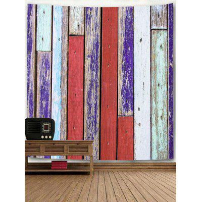 Retro Laths Print Tapestry Wall Hanging DecorBlankets &amp; Throws<br>Retro Laths Print Tapestry Wall Hanging Decor<br><br>Feature: Removable<br>Material: Polyester<br>Package Contents: 1 x Tapestry<br>Shape/Pattern: Wood<br>Style: Vintage<br>Theme: Vintage<br>Weight: 0.2500kg