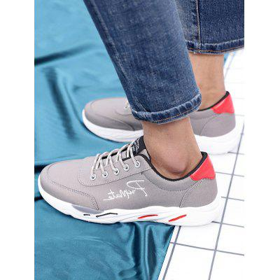 Casual Embroidered SneakersCasual Shoes<br>Casual Embroidered Sneakers<br><br>Closure Type: Lace-Up<br>Embellishment: Embroidery<br>Gender: For Men<br>Occasion: Casual<br>Outsole Material: Rubber<br>Package Contents: 1 x Sneakers (pair)<br>Pattern Type: Patchwork<br>Season: Summer, Spring/Fall<br>Shoe Width: Medium(B/M)<br>Toe Shape: Round Toe<br>Toe Style: Closed Toe<br>Upper Material: Cloth<br>Weight: 1.1400kg