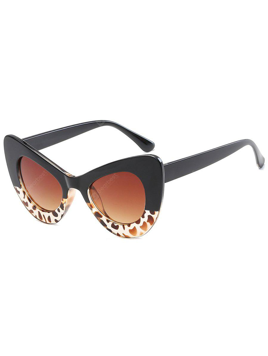 LEOPARD+DARK BROWN, Apparel, Glasses, Stylish Sunglasses, Women's Sunglasses