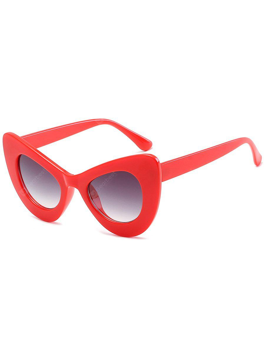 BRIGHT RED, Apparel, Glasses, Stylish Sunglasses, Women's Sunglasses