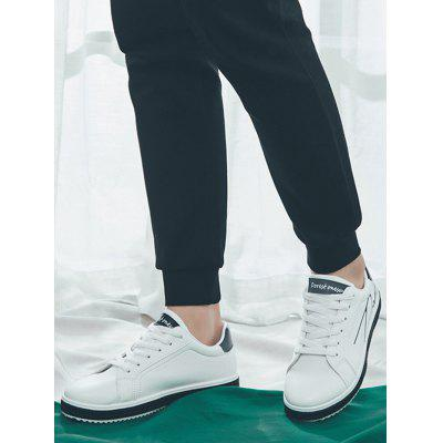 Color Block Low Top Skate ShoesCasual Shoes<br>Color Block Low Top Skate Shoes<br><br>Closure Type: Lace-Up<br>Embellishment: None<br>Gender: For Men<br>Occasion: Casual<br>Outsole Material: Rubber<br>Package Contents: 1 x Skate Shoes (pair)<br>Pattern Type: Print<br>Season: Summer, Spring/Fall<br>Shoe Width: Medium(B/M)<br>Toe Shape: Round Toe<br>Toe Style: Closed Toe<br>Upper Material: PU<br>Weight: 1.2000kg