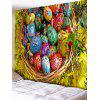 Balloons Print Wall Tapestry - MULTI
