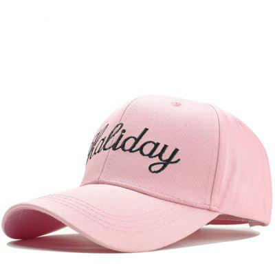 Unique Holiday Embroidery Adjustable Baseball Cap