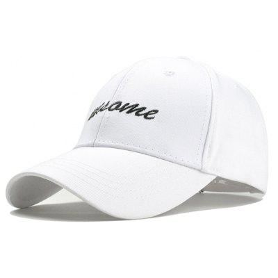 Unique Awesome Pattern Embroidery Baseball Cap
