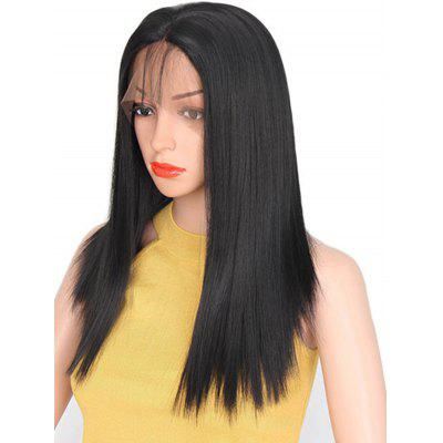 Long Lace Front Center Parting Straight Synthetic WigLace Front Wigs<br>Long Lace Front Center Parting Straight Synthetic Wig<br><br>Bang Type: Middle<br>Cap Construction: Lace Front<br>Cap Size: Average<br>Lace Wigs Type: Lace Front Wigs<br>Length: Long<br>Length Size(Inch): 16, 26<br>Material: Synthetic Hair<br>Occasion: Graduation Ceremony, Gift, Daily, Cosplay, Wedding, Brithday Party, Ceremony, Party<br>Package Contents: 1 x Wig<br>Style: Straight<br>Type: Full Wigs<br>Weight: 0.2000kg