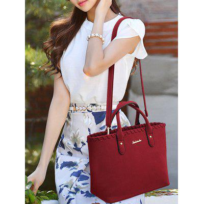 5 Pieces Polyester Purse Crossbody Bags Set natassie women crystal clutches bags ladies evening bag female red purple party clutch wedding purse