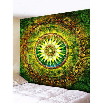 Bohimian Style Print Wall Hanging Tapestry