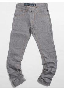 Casual Light Wash Straight Jeans