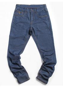 Pocket Straight Casual Jeans