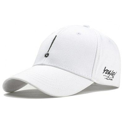 Unique Exclamation Mark Embroidery Baseball Cap