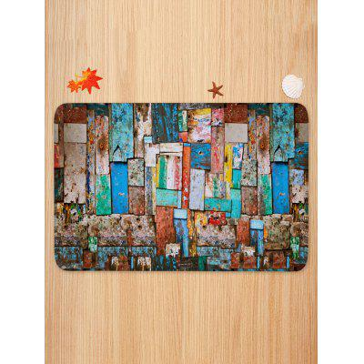 Vintage Colorful Planks Print Floor RugBlankets &amp; Throws<br>Vintage Colorful Planks Print Floor Rug<br><br>Materials: Coral FLeece<br>Package Contents: 1 x Rug<br>Pattern: Wood Grain<br>Products Type: Bath rugs<br>Shape: Rectangle<br>Style: Vintage