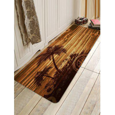 Palm Tree Wood Background Print Floor RugBlankets &amp; Throws<br>Palm Tree Wood Background Print Floor Rug<br><br>Materials: Coral FLeece<br>Package Contents: 1 x Rug<br>Pattern: Wood Grain<br>Products Type: Bath rugs<br>Style: Vintage