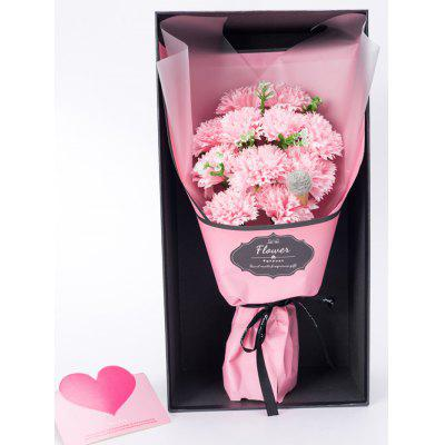 Mothers Day Gift Carnations Soap Flowers BouquetOther holiday and party supplies<br>Mothers Day Gift Carnations Soap Flowers Bouquet<br><br>Included Product: Box<br>Material: Soap<br>Package Contents: 1 x Carnation Soap Flower Bouquet<br>Plant Type: Carnation<br>Weight: 1.8240kg