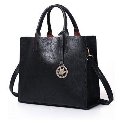 3 Pieces Simple Style Business Tote Bag Crossbody Bag Clutch Set hot artist african style matching woman shoes and bag set new italian summer pumps shoe and bag set for wedding party g32
