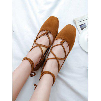 Chunky Heel Lace Up Ankle Wrap PumpsWomens Pumps<br>Chunky Heel Lace Up Ankle Wrap Pumps<br><br>Heel Type: Chunky Heel<br>Occasion: Casual<br>Package Contents: 1 x Pumps (pair)<br>Pumps Type: Ankle-Wrap<br>Season: Spring/Fall, Summer<br>Shoe Width: Medium(B/M)<br>Toe Shape: Square Toe<br>Toe Style: Closed Toe<br>Upper Material: Synthetic<br>Weight: 1.2000kg