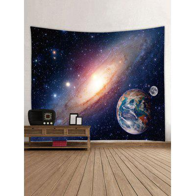 Galaxy Print Tapestry Wall Hanging ArtBlankets &amp; Throws<br>Galaxy Print Tapestry Wall Hanging Art<br><br>Feature: Removable, Washable<br>Material: Polyester<br>Package Contents: 1 x Tapestry<br>Shape/Pattern: Star<br>Style: Fashion<br>Weight: 0.3000kg