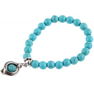 Unisex Eye Bead Anti Fatigue Handwork Bracelets