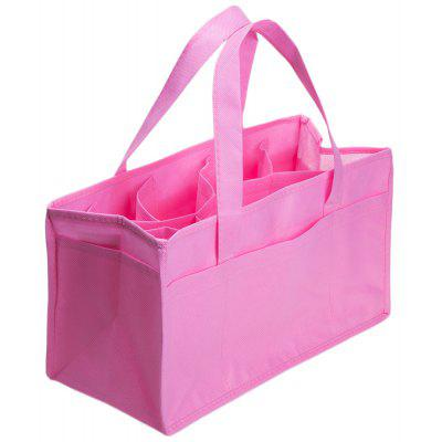 Multipurpose Solid Color Separate Mummy Handbag
